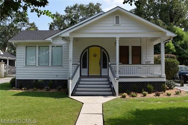 1809 Hunter Avenue, Mobile, AL 36606 (MLS #655162) :: Elite Real Estate Solutions