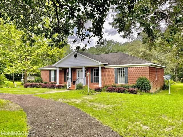 10432 Ponderosa Drive, Semmes, AL 36575 (MLS #655182) :: Berkshire Hathaway HomeServices - Cooper & Co. Inc., REALTORS®