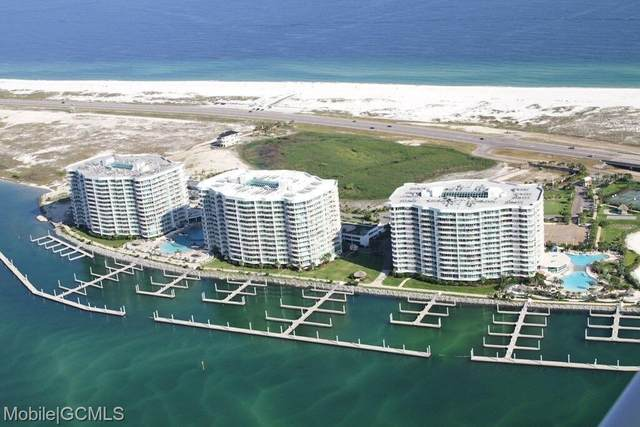 28103 Perdido Beach Boulevard C-815, Orange Beach, AL 36561 (MLS #655183) :: Elite Real Estate Solutions
