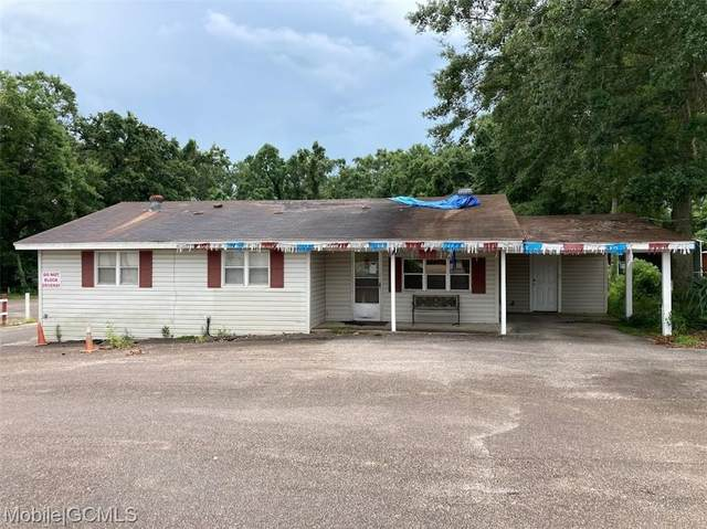 5733 Three Notch Road, Mobile, AL 36619 (MLS #655200) :: Elite Real Estate Solutions