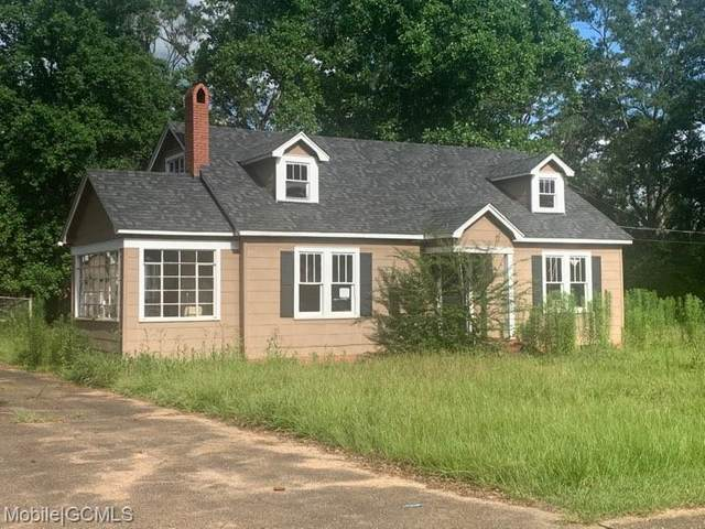 19230 Rowe Street, Citronelle, AL 36522 (MLS #655204) :: Berkshire Hathaway HomeServices - Cooper & Co. Inc., REALTORS®