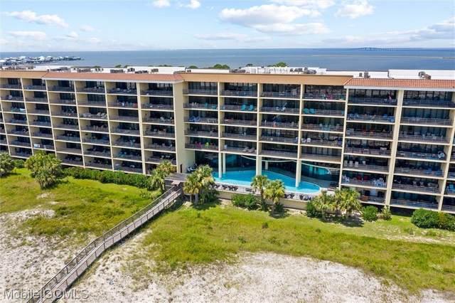 1601 Bienville Boulevard #703, Dauphin Island, AL 36528 (MLS #655213) :: Elite Real Estate Solutions