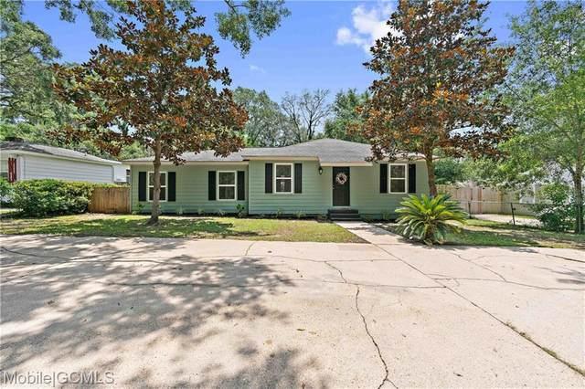 5163 Norton Lane, Mobile, AL 36608 (MLS #655230) :: Elite Real Estate Solutions