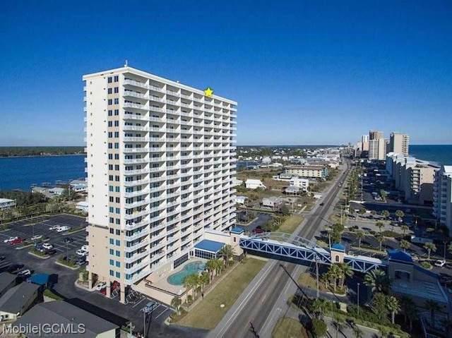 1010 Beach Boulevard #2004, Gulf Shores, AL 36542 (MLS #655244) :: Mobile Bay Realty