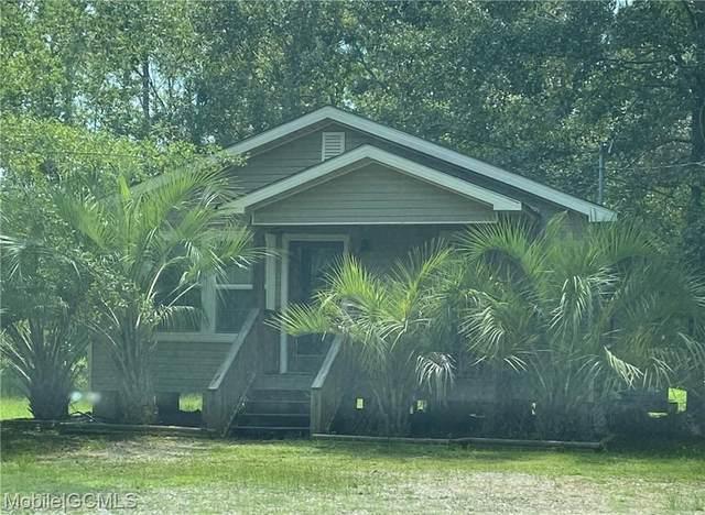 9360 Dauphin Island Parkway S, Theodore, AL 36582 (MLS #655264) :: Berkshire Hathaway HomeServices - Cooper & Co. Inc., REALTORS®