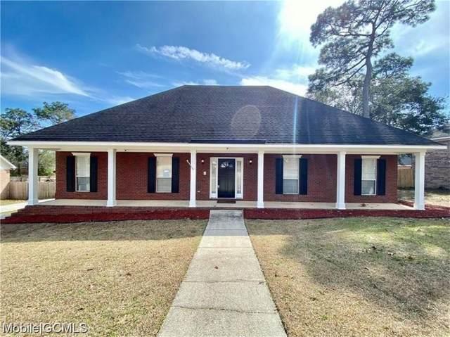 7631 Mallard Drive, Mobile, AL 36695 (MLS #655281) :: Elite Real Estate Solutions