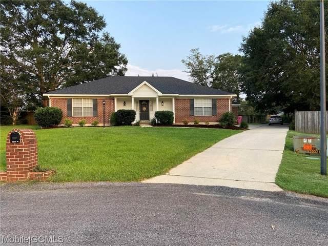 9545 Bakerfield Court, Mobile, AL 36695 (MLS #655286) :: Elite Real Estate Solutions