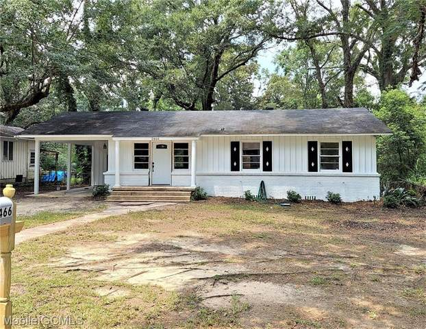 2466 Mclaughlin Drive, Mobile, AL 36605 (MLS #655304) :: Berkshire Hathaway HomeServices - Cooper & Co. Inc., REALTORS®