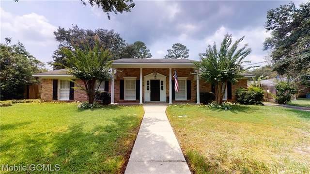 104 Claridge Road E, Mobile, AL 36608 (MLS #655306) :: Berkshire Hathaway HomeServices - Cooper & Co. Inc., REALTORS®
