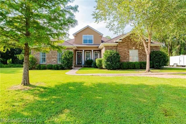 5764 Vaughan Drive E, Satsuma, AL 36572 (MLS #655308) :: Elite Real Estate Solutions