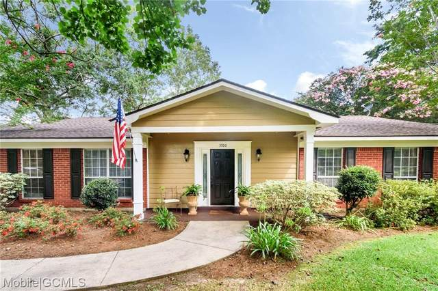 3700 Gulf Court, Theodore, AL 36582 (MLS #655314) :: Berkshire Hathaway HomeServices - Cooper & Co. Inc., REALTORS®