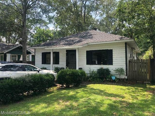 602 Glenwood Street, Mobile, AL 36604 (MLS #655332) :: Elite Real Estate Solutions