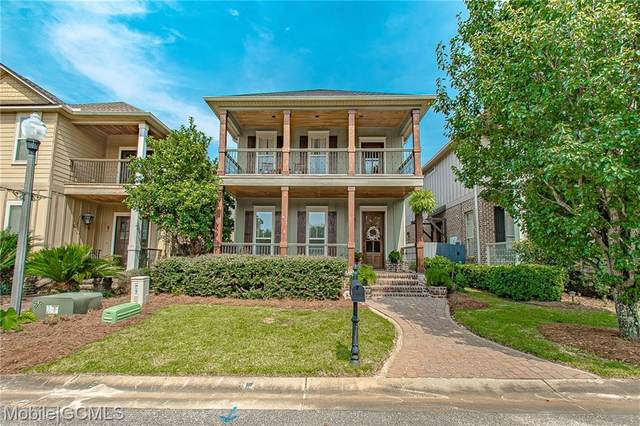 652 Norman Lane, Fairhope, AL 36532 (MLS #655333) :: Elite Real Estate Solutions