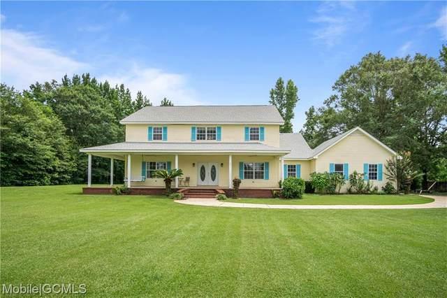 43584 Jones Road, Bay Minette, AL 36507 (MLS #655345) :: Berkshire Hathaway HomeServices - Cooper & Co. Inc., REALTORS®