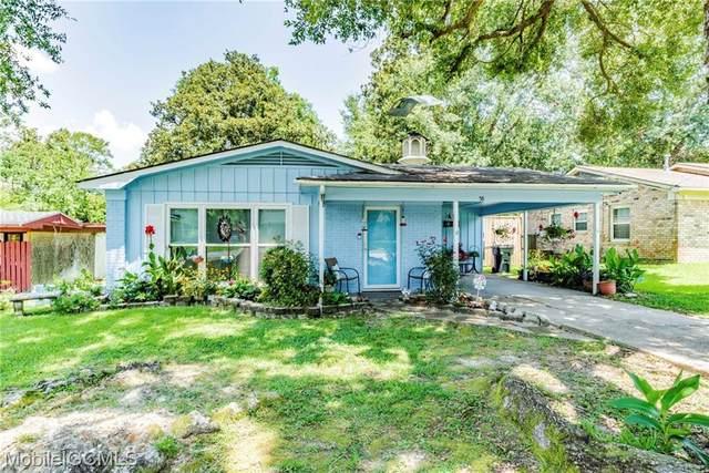 58 Elizabeth Avenue, Chickasaw, AL 36611 (MLS #655353) :: JWRE Powered by JPAR Coast & County