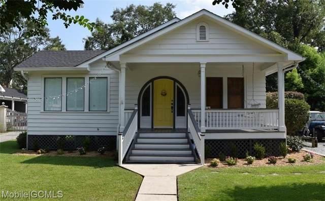 1809 Hunter Avenue, Mobile, AL 36606 (MLS #655358) :: Mobile Bay Realty