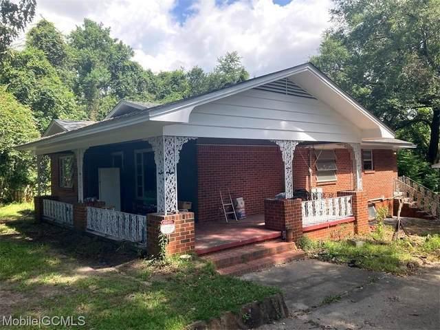 104 Alpine Street, Chickasaw, AL 36611 (MLS #655383) :: Berkshire Hathaway HomeServices - Cooper & Co. Inc., REALTORS®
