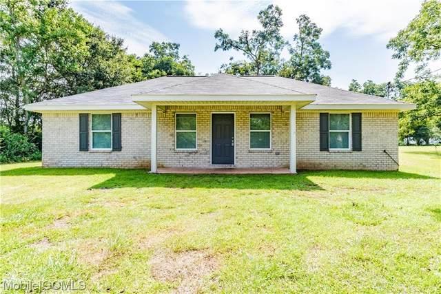 11191 Lakeland Drive, Grand Bay, AL 36541 (MLS #655393) :: Berkshire Hathaway HomeServices - Cooper & Co. Inc., REALTORS®