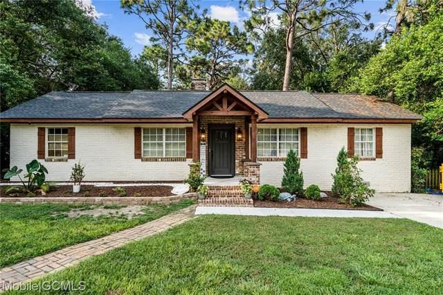 4269 Packingham Drive, Mobile, AL 36609 (MLS #655394) :: Berkshire Hathaway HomeServices - Cooper & Co. Inc., REALTORS®