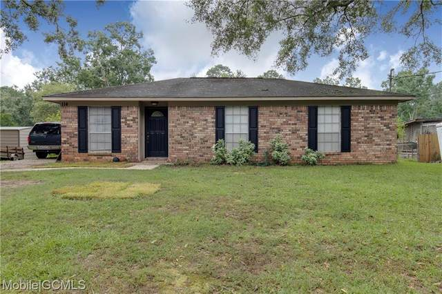 114 Mathieson Avenue, Saraland, AL 36571 (MLS #655398) :: Berkshire Hathaway HomeServices - Cooper & Co. Inc., REALTORS®