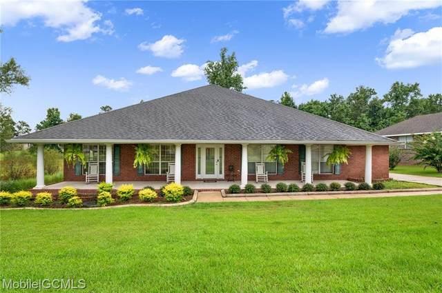 8229 Mossberg Drive, Theodore, AL 36582 (MLS #655409) :: Berkshire Hathaway HomeServices - Cooper & Co. Inc., REALTORS®