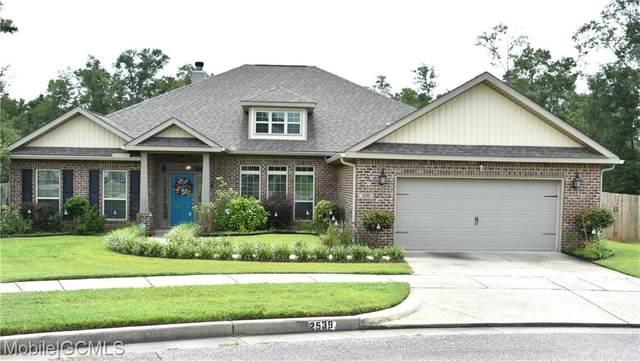 2539 Tanglewood Circle, Mobile, AL 36618 (MLS #655419) :: Berkshire Hathaway HomeServices - Cooper & Co. Inc., REALTORS®