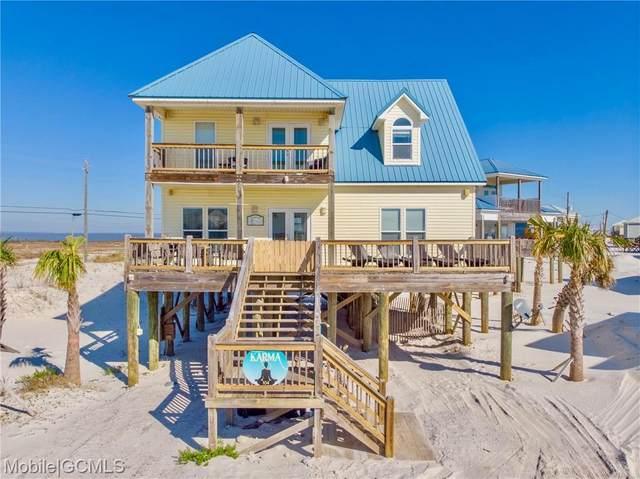 104 Surf Court, Dauphin Island, AL 36528 (MLS #655424) :: Elite Real Estate Solutions
