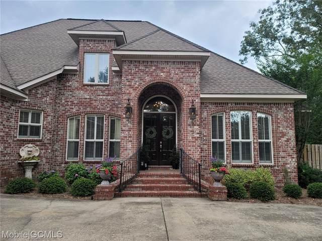 5731 Riverview Oaks Drive, Theodore, AL 36582 (MLS #655448) :: Berkshire Hathaway HomeServices - Cooper & Co. Inc., REALTORS®
