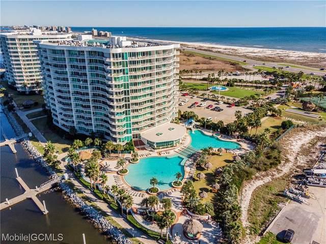 28103 Perdido Beach Boulevard 903B, Orange Beach, AL 36561 (MLS #655505) :: Berkshire Hathaway HomeServices - Cooper & Co. Inc., REALTORS®