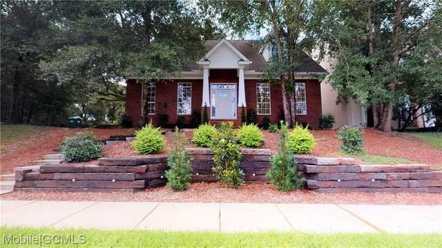 5925 Eastridge Place, Mobile, AL 36608 (MLS #655540) :: Elite Real Estate Solutions