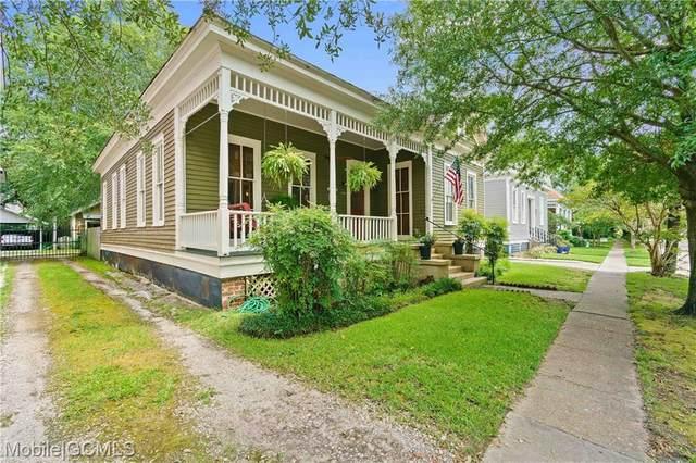 1204 New Saint Francis Street, Mobile, AL 36604 (MLS #655654) :: JWRE Powered by JPAR Coast & County