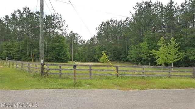 0 Plantation Pines Drive #10, Wilmer, AL 36587 (MLS #655751) :: Mobile Bay Realty