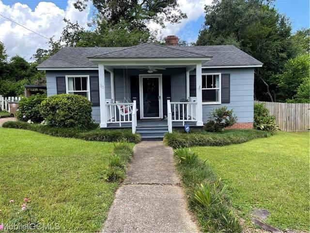 31 Lancaster Road, Mobile, AL 36608 (MLS #655807) :: Elite Real Estate Solutions