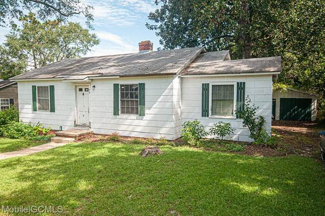 78 Hathaway Road N, Mobile, AL 36608 (MLS #655814) :: Mobile Bay Realty