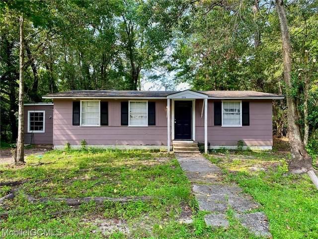 2518 Greenlawn Drive, Mobile, AL 36605 (MLS #655868) :: Elite Real Estate Solutions