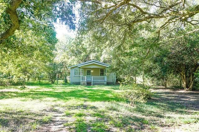 1233 Shore Acres Drive, Mobile, AL 36605 (MLS #655947) :: Mobile Bay Realty
