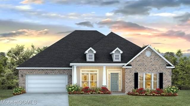 2157 Philsdale Lane, Semmes, AL 36575 (MLS #655983) :: Mobile Bay Realty