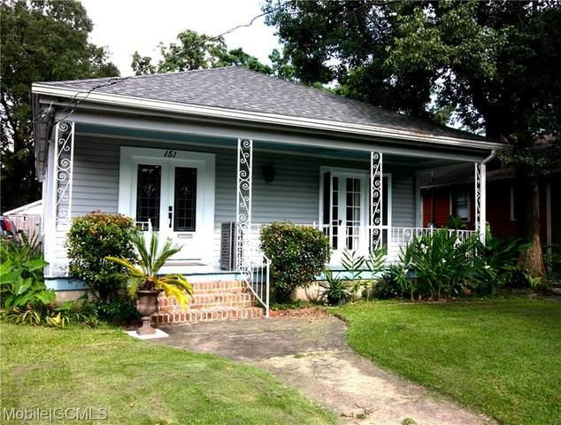 151 Houston Street, Mobile, AL 36606 (MLS #656056) :: Mobile Bay Realty