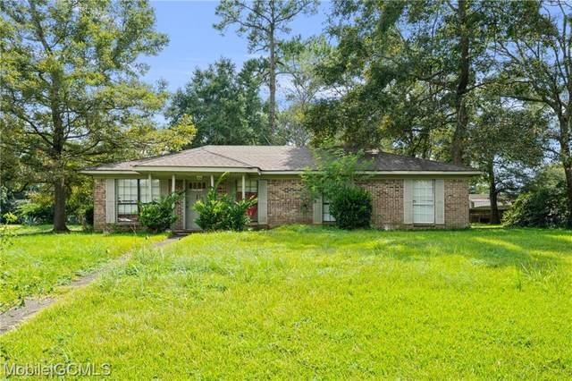 8121 Bonanza Drive, Mobile, AL 36695 (MLS #656093) :: Elite Real Estate Solutions