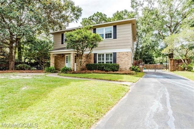 4205 Maplewood Court, Mobile, AL 36693 (MLS #656100) :: Elite Real Estate Solutions