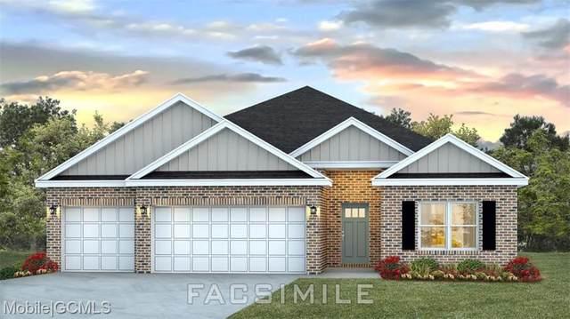 3370 Woodlands Drive, Saraland, AL 36571 (MLS #656115) :: JWRE Powered by JPAR Coast & County