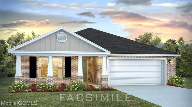 2567 Thornbury Loop, Mobile, AL 36695 (MLS #657299) :: Elite Real Estate Solutions