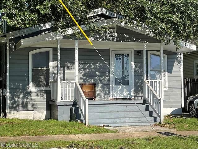 255 Pine Street N, Mobile, AL 36603 (MLS #657389) :: Mobile Bay Realty
