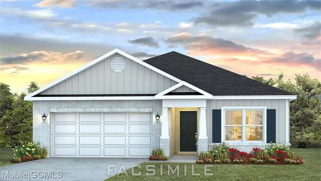 2512 Thornbury Loop, Mobile, AL 36695 (MLS #657414) :: Elite Real Estate Solutions