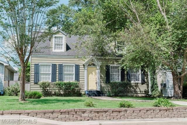 1922 Hunter Avenue, Mobile, AL 36606 (MLS #657428) :: JWRE Powered by JPAR Coast & County