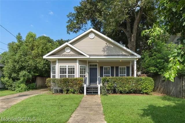 213 Hazel Street, Mobile, AL 36607 (MLS #657500) :: Mobile Bay Realty