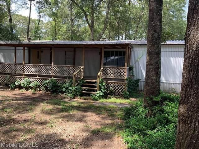 11045 Wulff Pines Drive, Semmes, AL 36575 (MLS #657504) :: Elite Real Estate Solutions