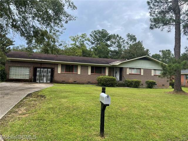 1155 Belle Cour Drive, Mobile, AL 36605 (MLS #657541) :: Elite Real Estate Solutions