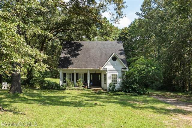 10353 Easthill Drive, Mobile, AL 36695 (MLS #657553) :: Mobile Bay Realty