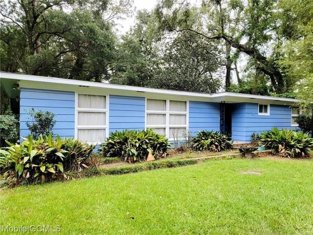 412 Thornton Place, Mobile, AL 36609 (MLS #657558) :: Elite Real Estate Solutions